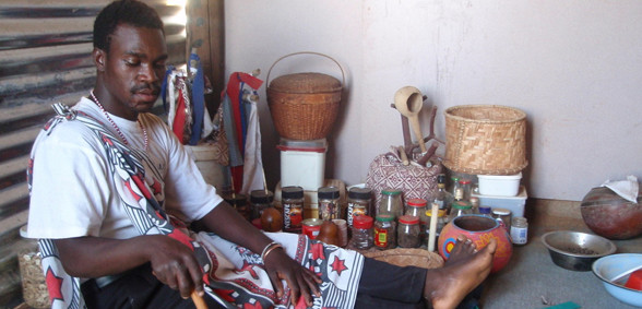 Traditional Healers & HIV
